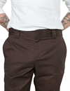 Dickies - 872 Slim Fit Work Pant - Brown