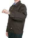 Dickies - Lined Eisenhower Jacket RG - Brown