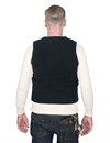 Eat Dust - Cali Vest Tormenta - Black
