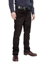Eat Dust - Fit 63-R Heavy Duty Rib Corduroy Bootcut - D Brown