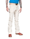 Eat Dust - Fit 63 S Bull Denim Bootcut Jeans - Natural