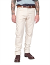 Eat Dust - Fit 76 S Bull Denim Jeans - Natural