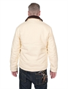 Eat Dust - Snow Deck Jacket Moleskin 370 - Off White