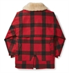 Filson - Lined Wool Packer Coat (Limited Edition) - Red/Black