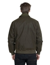 Filson - Ranger Oil Cloth Bomber - Ocra Grey