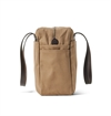 Filson - Rugged Twill Tote Bag With Zipper - Sepia