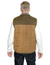 Filson - Ultralight Insulated Vest - Dark Tan