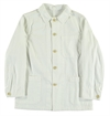 Girls Of Dust - 673 Jacket Herringbone Twill - Off White