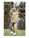 Girls Of Dust - Deck Shirt Cotton Drill - Olive