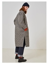 Girls Of Dust - Liner Coat Quilted Pow