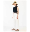 Girls Of Dust - Sailor Fatigue Herringbone Twill - Off White