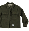 Girls Of Dust - Womens Worker Tormenta Jacket - Forest Green