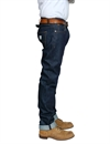 Hens Teeth - Classic Raw Denim Jeans - 15 oz