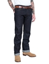 Indigofera - Clint No 9 Raw Selvage Jeans - 14oz