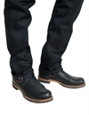 Indigofera - Buck Gunpowder - Black Selvage Jeans - 14oz