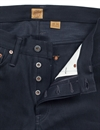 Indigofera - Buck Gunpowder Black Selvage Jeans - 14oz