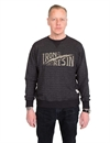 Iron & Resin - Bolted Crewneck - Charcoal