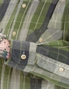 Levi´s Vintage Clothing - 1950S Shorthorn Shirt - Pea Green