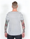 Levi´s Vintage Clothing - 1930´s Bay Meadows T-shirt Striped
