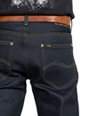 Lee - 101 Z Dry Indigo Selvage Heavyweight - 22oz