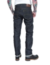 Lee - 101 Z LH Dry Selvage Denim - 13,75 oz