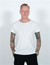 Levi´s Vintage Clothing - 1930S Bay Meadows Tee - Milk White