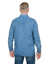 Levis Vintage Clothing - 50s Western Denim Shirt - Blind Lemon