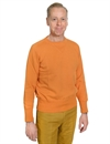 Levis Vintage Clothing - Bay Meadows Sweatshirt - Russet Orange