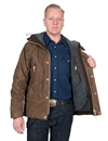 Manifattura-Ceccarelli---Mountain-Jacket-Waxed-Canvas---Dark-Tan-1