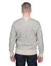 National Athletic Goods - Double V Warm Up Sweater - Mid Grey