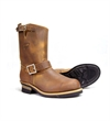 Red Wing Shoes Style no 2972 Engineer Boot - Copper Rough