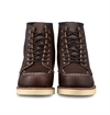 Red Wing Shoes Woman 3371 6-Inch Moc Toe - Mahogany Oro-iginal