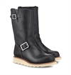 Red Wing Shoes Woman 3470 Classic Engineer - Black Boundary