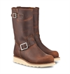 Red Wing Shoes Woman 3471 Classic Engineer - Copper Rough & Tough