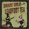 Leadfoot Tea - Shake Wild (Yellow/Orange Marbled) EP - 7´