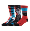 Stance-Monster-Surf-Socks-Red-Kids2