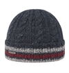 Stetson - Donegal Wool Beanie - Navy