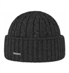 Stetson - Georgia Wool Knit Hat - Anthracite