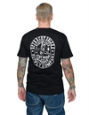 Uppercut Deluxe - Brawler Tee - Black