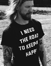 Blackdays - The Road Tee