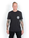 Brixton X Independent - Fillmore Premium Tee - Washed Black