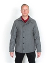 Brixton - Mast Jacket - Heather Grey