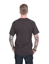 Brixton - Soto Standard Tee - Washed Black