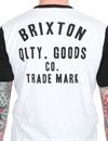 Brixton - Woodburn Knit - Black/White