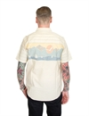 Captain Fin - Sailing Shirt Woven - Stone
