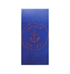 Captain Fin - Bossman Towel Blue