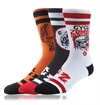 Stance - Cycle Zombies Socks x 3