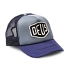 Deus - Baylands Trucker Cap - Blue/Navy