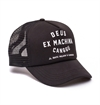 Deus - Canggu Address Trucker Cap - Black