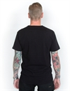 Deus - Deus Pocket Circle Logo Tee - Black